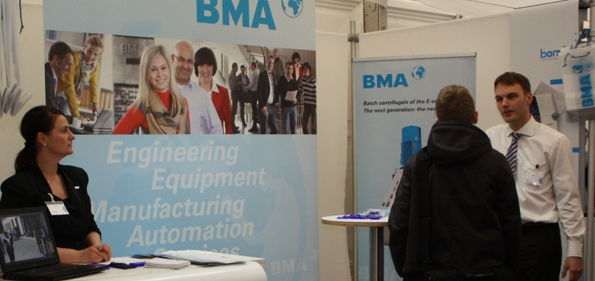 Come and meet BMA at the Bonding job fair