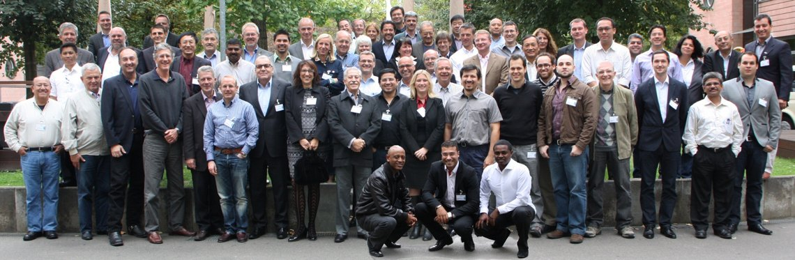 International BMA Agents' Conference in Leipzig, 7 – 11 October 2012